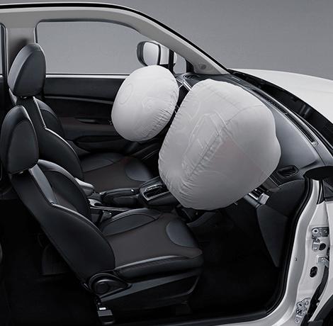Airbags piloto y copiloto
